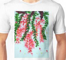 Dangling Wisteria Unisex T-Shirt
