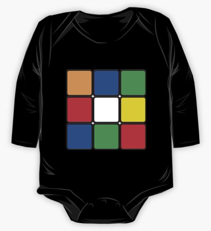 The Cube One Piece - Long Sleeve