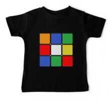 The Cube Baby Tee