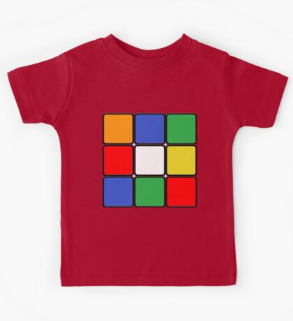 The Cube Kids Tee