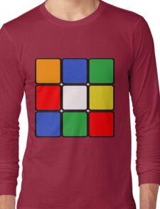 The Cube Long Sleeve T-Shirt