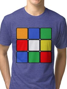 The Cube Tri-blend T-Shirt