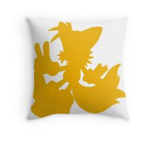 Tails (Miles) Prower Throw Pillow