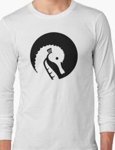 Seahorse moon Long Sleeve T-Shirt
