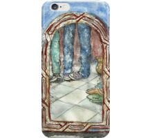 Cultural Reflection iPhone Case/Skin