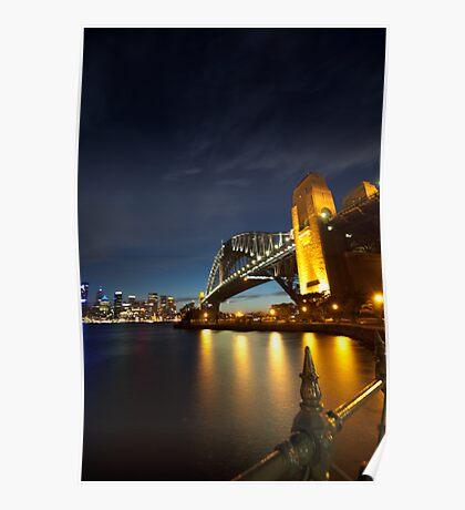 Sydney Harbour Bridge - 5D Mk II Poster