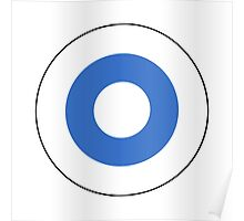 Finnish Air Force - Roundel Poster