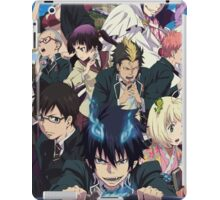 Blue Exorcist iPad Case/Skin