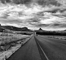 Lonely Road by ErnestRex