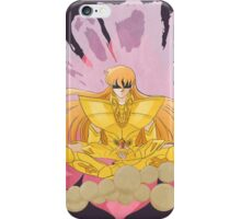 Virgo Shaka - Heaven Supremacy on Evil Spirits of Rivers and Mountains iPhone Case/Skin