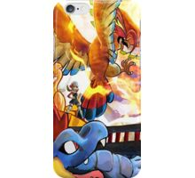 HO-OH'S SACRED FIRE iPhone Case/Skin