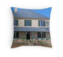 Holyrood House Throw Pillow