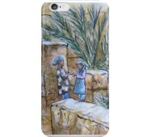 Desert Oasis iPhone Case/Skin