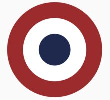 French Air Force - Roundel Kids Clothes