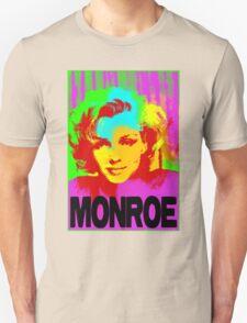 A Minor Monroe Tribute T-Shirt