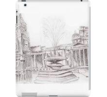 London tourist spots iPad Case/Skin