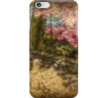 A Walk In The Mystical Woods - Infrared Series iPhone Case/Skin