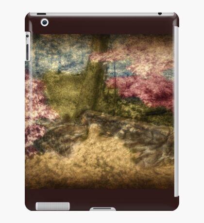 A Walk In The Mystical Woods - Infrared Series iPad Case/Skin