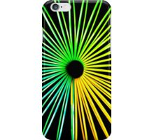 Abstract Hologram iPhone Case/Skin