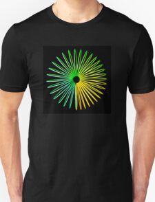 Abstract Hologram Unisex T-Shirt