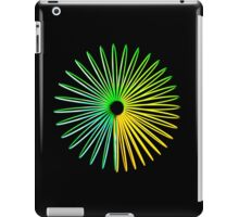 Abstract Hologram iPad Case/Skin