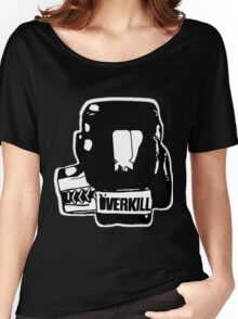 Overkill Boxing Gloves Payday 2 Women's Relaxed Fit T-Shirt
