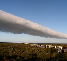 Roll Cloud  by Jordography