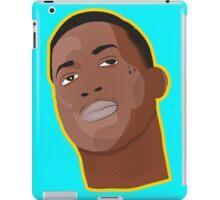 Yellow trapper iPad Case/Skin