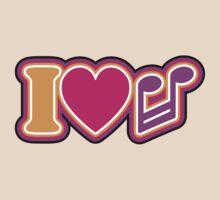 I Love Music by Lisann