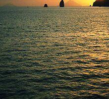 lipari island italy by dobayferenc