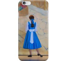 Belle Beauty and the Beast- Hollywood Studios iPhone Case/Skin