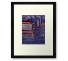 The Lodging House  Framed Print