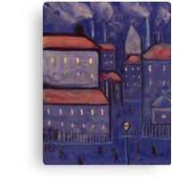 The Lodging House  Canvas Print