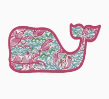 Lily Pulitzer Lobstah Roll Whale by foreversarahx