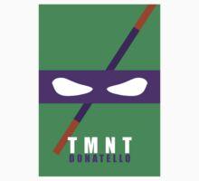 Donatello - TMNT Minimaliste T-Shirt