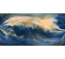Twin Wave Photographic Print