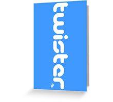 Twister BJJ Greeting Card