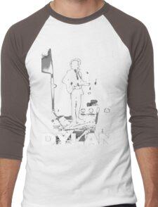 dylan on black Men's Baseball ¾ T-Shirt