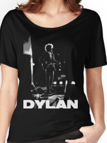 dylan on black Women's Relaxed Fit T-Shirt