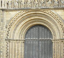 Lincoln Castle  by sleza69