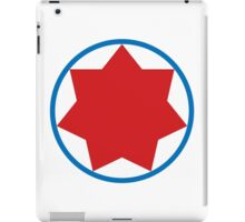 Georgian Air Force - Roundel iPad Case/Skin