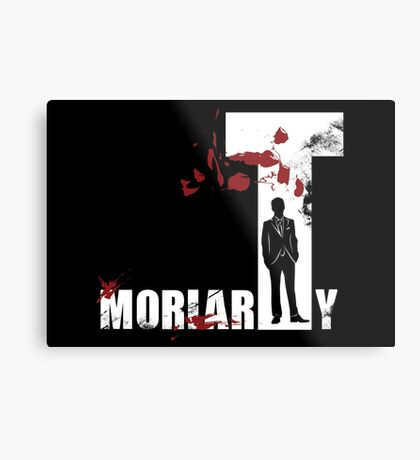 MoriarTy Metal Print