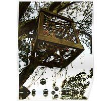 TripOut Tree Poster