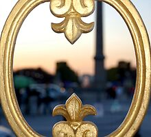 Place de la Concorde by Mojca Savicki