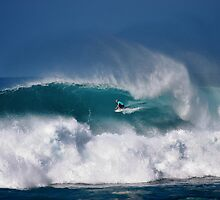 Dusty Payne At Vans Triple Crown of Surfing 2008 by Alex Preiss