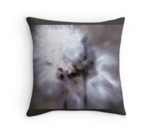 Dancing Elves Throw Pillow