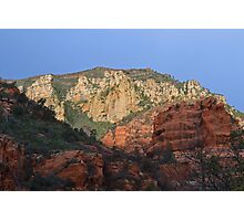 Sedona Red Rocks 2 Photographic Print
