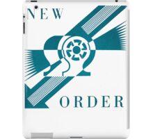 New Order iPad Case/Skin
