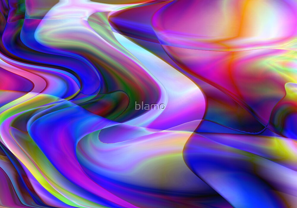 Light Dripping  by blamo