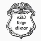 A.S.B.O Badge of Honour by kissuquick